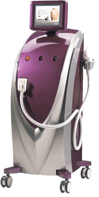 Laser Hair Removal with SOPRANO PRO, the best, latest & safest laser hair removal machine