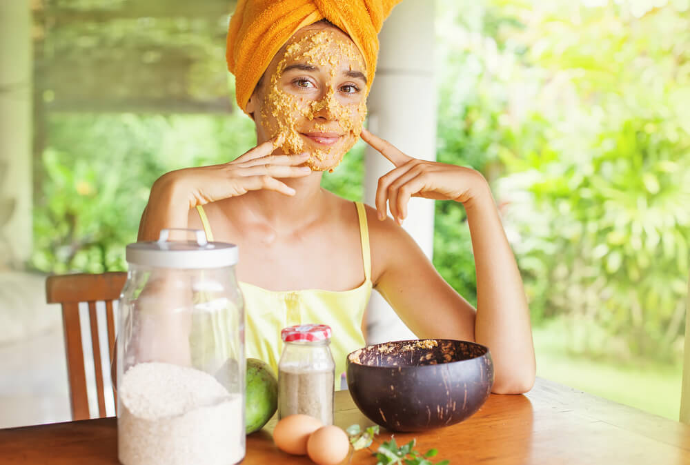 Herbal Skin Care at Home